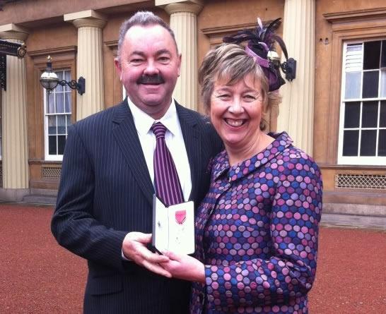 Ian and Pauline