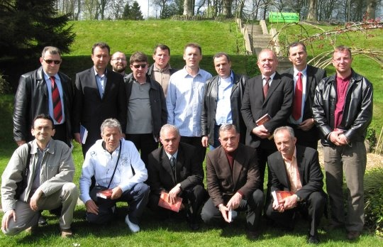 Kosovan delegation