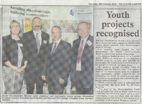 Youth projects recognised
